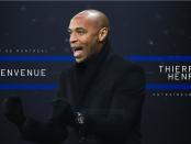 Thierry Henry, nommé entraîneur-chef de l'Impact de Montréal jeudi 14 novembre 2019