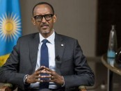 Paul Kagamé. Président du Rwanda