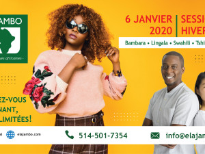 ELA JAMBO - Session Hiver 2020