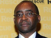 Le milliardaire Strive Masiyiwa Crédit photo: GETTY IMAGES