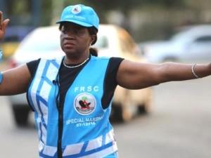 La juge nigériane Monica Dongban-Mensem